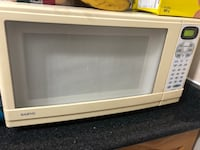 white and gray microwave oven Markham, L3S 4H5