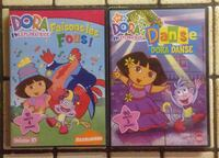 2 DVD dora l'exploratrice Chevilly Larue, 94550