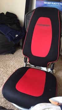 black and red gaming chair Oxon Hill, 20745