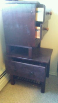 One of a kind.home made 3 draw.night stand. Edmonton, T5E 4B4