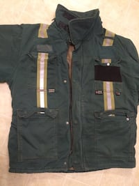 Winter working/industrial parka/jacket -40C. In an excellent condition Calgary, T2L 1N2