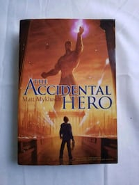 The Accidental Hero book Eldred