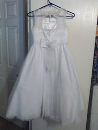 White dress Summerville, 29483