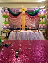 Decoration for sale and also renting decoration for all party