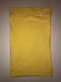 American Eagle Outfitters Summer Yellow Tube Top Size XS