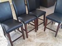 "4 - 24"" Bar Stools Point of Rocks, 21777"