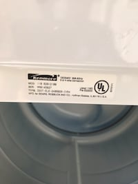 white and gray Whirlpool top-load clothes washer Silver Spring, 20904