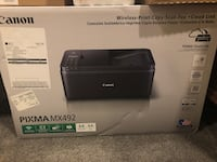 Canon PIXMA MX492 Rockville, 20853