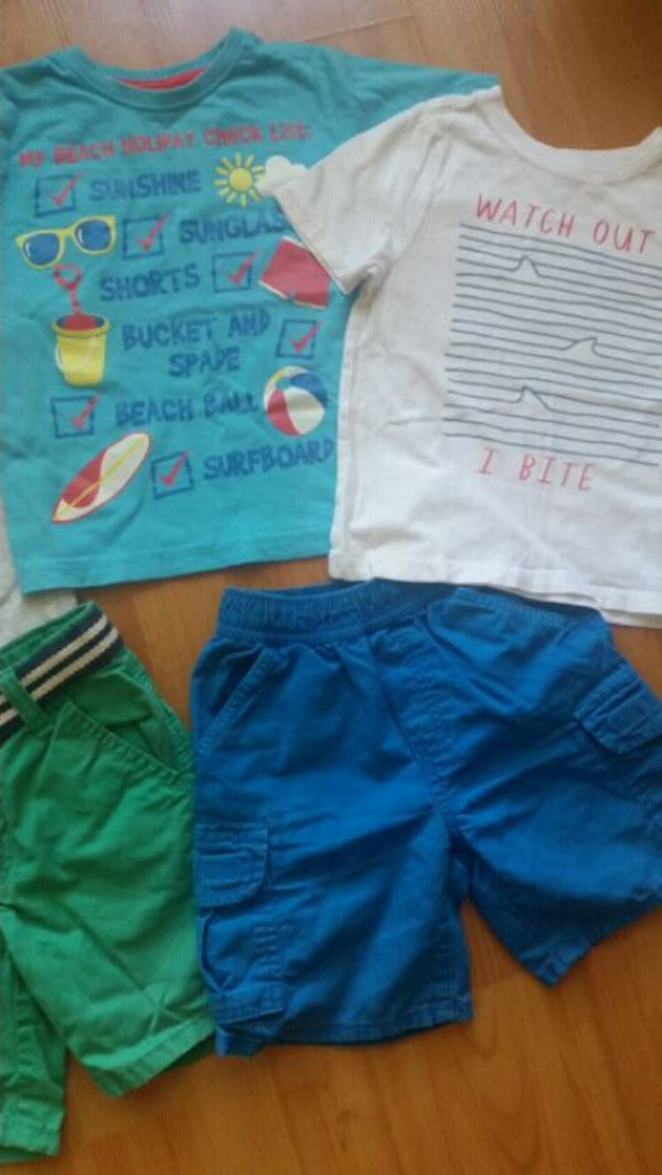 Summer clothes for boy 2-3years 9a6ee179-aaed-4921-925e-7503ed8ae7c1