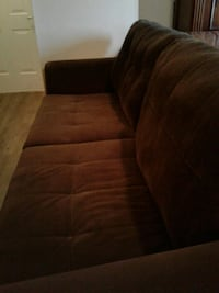 Beautiful Micro Suede Sofa $240. Firm !! Euless, 76039