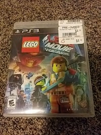 Ps3 videogame The Lego movie Odessa, 79762