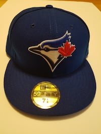 TORONTO BLUE JAYS OFFICIAL ON FIELD CAP, BY NEW ERA!! BRAND NEW!! Vaughan, ON, Canada