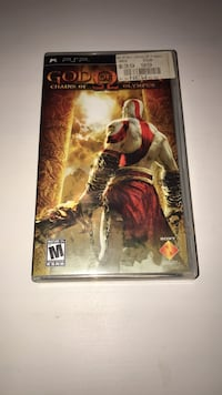 GOD OF WAR CHAINES OF OLYMPUS PSP Gainesville, 32608