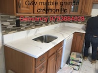 Countertops granite marble vanity kitchen Elizabeth, 07201