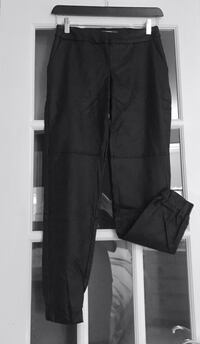 Tristan Synthetic Leather pants, size small.