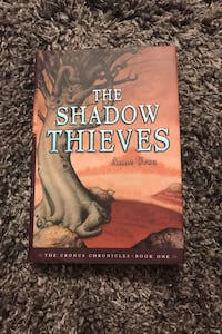 The Shadow Thieves Book