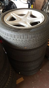 Mustang gt wheels and tires  Roseville, 95678
