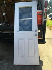 white wooden framed glass door Palm Bay, 32907
