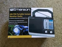 Emerson RP6251 Weather Radio  Bethlehem