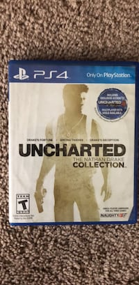 uncharted Nathan Drake collection Ashburn, 20147