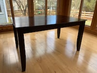 Table cherry Oak finish North Potomac, 20878