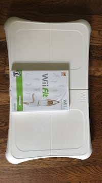 Wii Fit board and game Olney, 20832