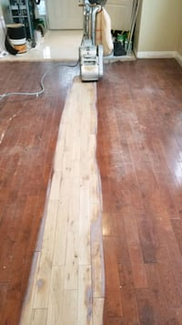 Refinishing hardwood flooring  Mississauga, L5W 1A1