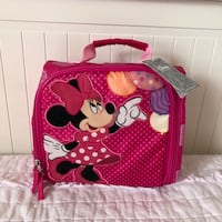 NEW with tag! Disney Store Minnie Mouse Lunch Box. Kissimmee, 34741