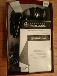 black and gray wireless headphones in box Germantown, 20874