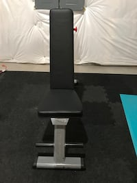 Body solid exercise chair Chantilly, 20152