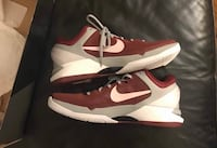 Nike Kobe 7 system 'lower marrion' (size 10) ds