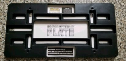 License Plate Mount (New)