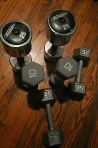 Dumbbells Washington, 20011