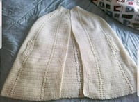 Vintage Handmade Cape Sweater Poncho With 3 button closure  Airdrie, T4B 0E4