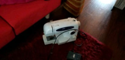 Brother sewing machine.