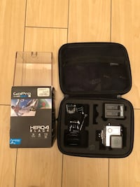 GoPro Hero BLACK bundle w/ Polar Pro filters/extra batteries and more
