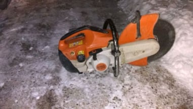 STIHL TS 500 Cutt Off Saw
