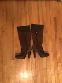 Miss Sixty - Leather & Suede Boots (see notes) 784 km