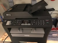 Brother Laser Printer / Scanner / Fax with automatic document feeder Decatur, 30030