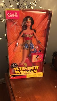 Barbie Wonder Woman action figure Woodbridge, 22192