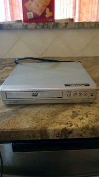 gray Sony DVD player with remote Fort Collins, 80528