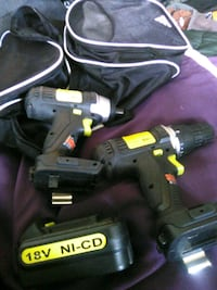 Power it impact driver and drill  Toronto, M6K 1S6