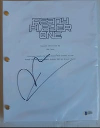 Ready Player One script