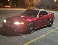 2001 Ford Mustang Milwaukee