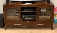 Havertys Media Console Chevy Chase Section Three, 20815