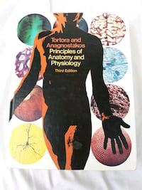 Anatomy and Physiology book Concord, 94520