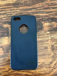 Black iPhone 5s/5se case mint condition  London, N6K 2C1