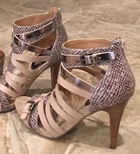 Sandal-NINE WEST-NEW-Size 8 (Fits wide Ankle) Marrero, 70072