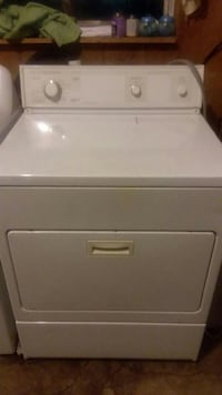 Kitchen aid supper capacity washer and dryer set