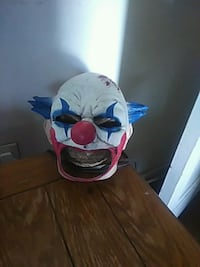IT clown mask, adult size Bakersfield, 93312